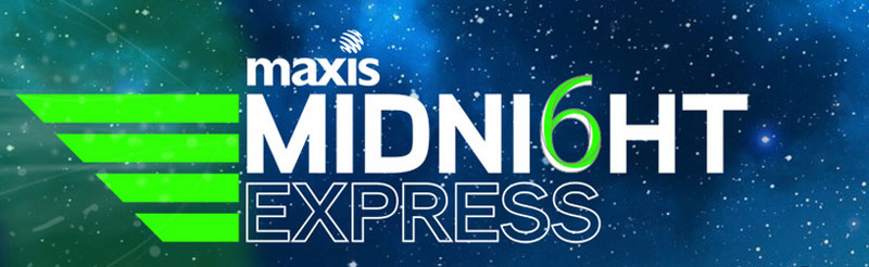 Maxis Midnight Delivery