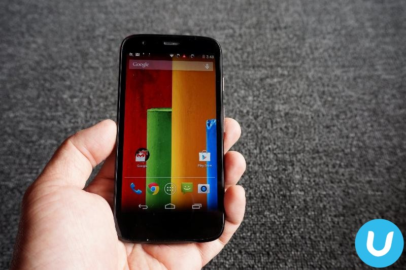 [Review] Moto G: Google's budget smartphone winner