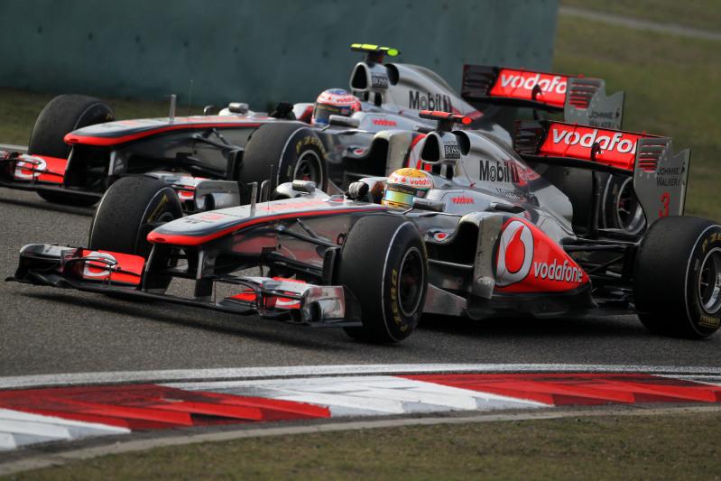 Motorsports: FIA Formula One World Championship 2011, Grand Prix of China