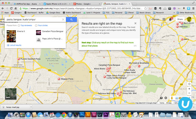 Google To Roll Out New Google Maps for Desktop