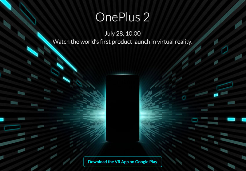"OnePlus 2 ""2016 Flagship Killer"" is launching on 28 July"