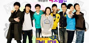 Running Man series