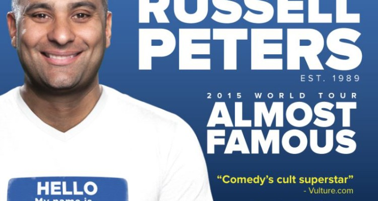 Russell Peters KL