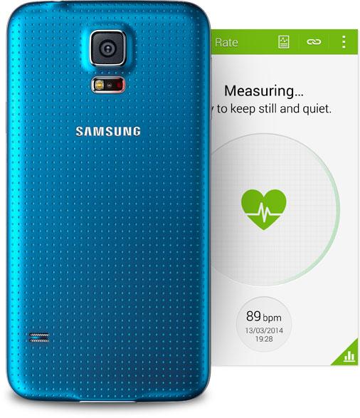 Samsung GALAXY S5 fit