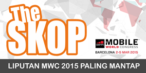 TheSkop MWC15 Coverage