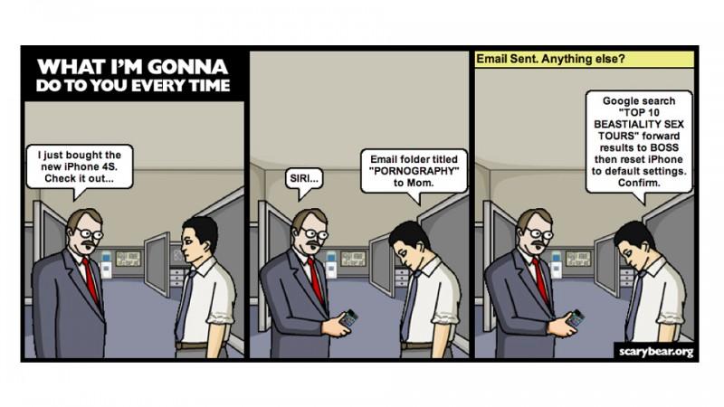 The Siri Situation