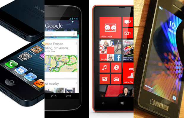 Smartphone OS Wars