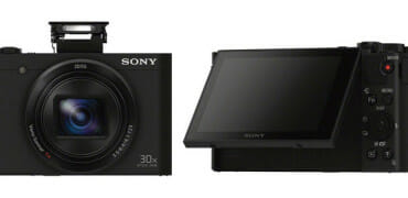 Sony Cyber-shot DSC-HX90V and WX500