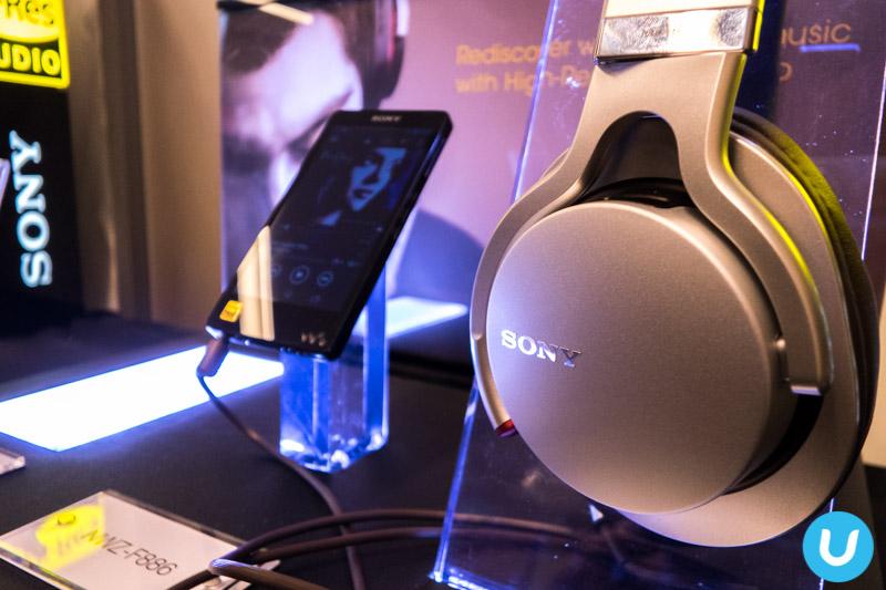 Sony MDR headphones