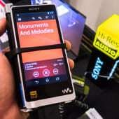 Sony showcases Walkman NWZ-ZX1 at first Hi-Resolution Sound Clinic