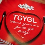 [Food Review] T.G.I. Friday's Valentine's Day Set Menu