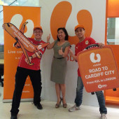 U Mobile's '#thebestfree Tengok Bola Viewing Party' continues to bring love for football closer to home