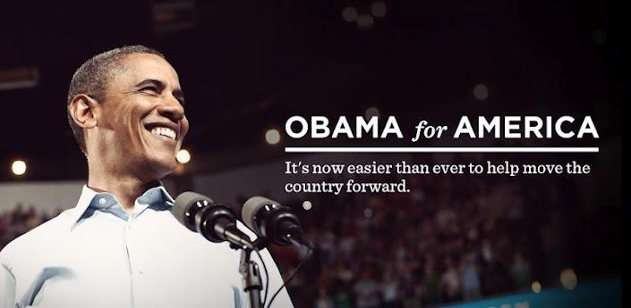 Obama for America app