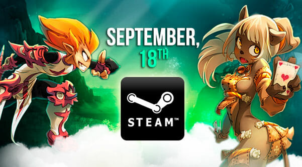 Ankama's Wakfu MMORPG now available on Steam