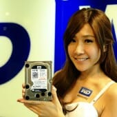 WD demoes first PCIe hard drives at Computex 2014