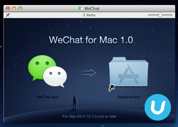 WeChat says hello to Mac users