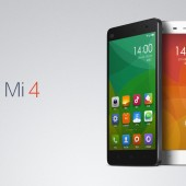 Xiaomi Mi 4 gets sleek metal frame, 4G LTE