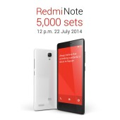 Get your credit cards ready for the Xiaomi Redmi Note