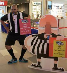 Bob the Referee