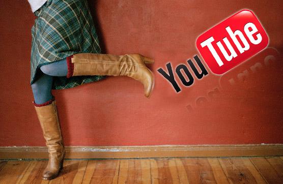 YouTube gets kicked