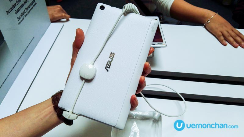 ZenPad 7 launch
