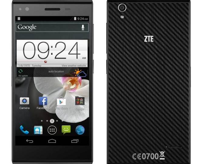 "ZTE launches ""Pure Android"" Blade Vec 4G and Grand SII LTE"